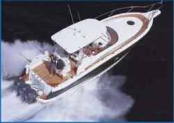 Sun Seeker Sportfisher 37 Express Fisherman Boat