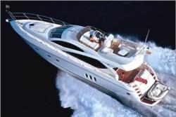 Sun Seeker Manhattan 60 Fly Bridge Boat