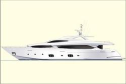 Sun Seeker 34M Yacht Mega Yacht Boat