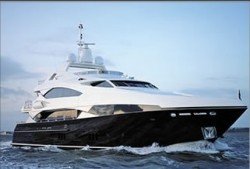 Sun Seeker 37M Trideck Yacht Mega Yacht Boat