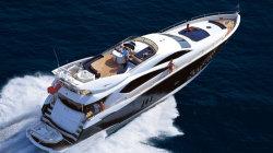 Sunseeker Yachts - 82 Yacht