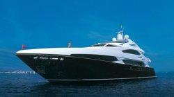 2008 - Sunseeker Yachts - 37M Trideck Yacht