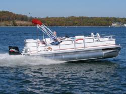 Sunset Bay Pontoon 23 XR Pontoon Boat