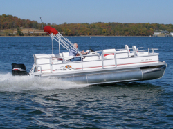 Sunset Bay Pontoon 21 XR Pontoon Boat