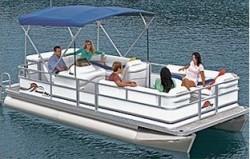 Sunset Bay Pontoon 19 Cruise Boat