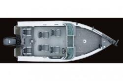 2018 Lund Boats 1975 Pro-V Sport La Porte IN