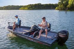 2021 - Tracker Boats - Pro Team 175 TF