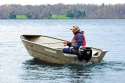 Tracker Boats - Guide V16 Riveted Deep V