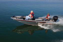 2010 - Tracker Boats - Panfish 16