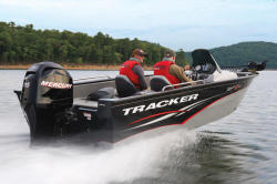 2010 - Tracker Boats - Targa V-17 SC