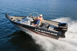 2010 - Tracker Boats - Targa V-17 WT