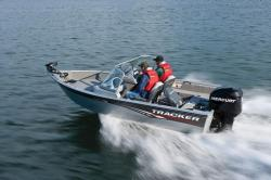 2010 - Tracker Boats - Pro Guide V-16 WT