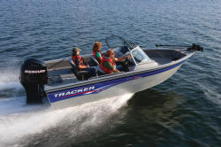 2010 - Tracker Boats - Pro Guide V-175 WT