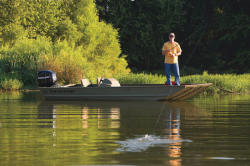 2010 - Tracker Boats - Grizzly 1860 SC