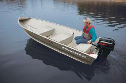 2010 - Tracker Boats - Guide V14 Riveted Deep V
