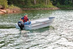 2010 - Tracker Boats - Guide V15 Laker ALL-WELDED Deep V