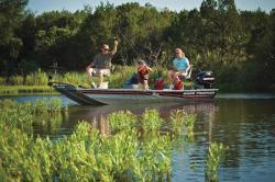 2011 - Tracker Boats - Pro 165