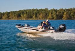 2011 - Tracker Boats - Pro Angler 16