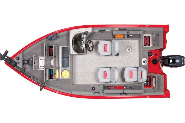Research 2011 Tracker Boats Pro Guide V 16 SC on