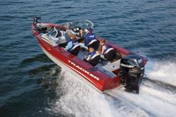2011 - Tracker Boats - Targa V-18 Combo
