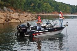 2011 - Tracker Boats - Targa V-18 WT