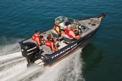 2011 - Tracker Boats - Pro Guide V-175 Combo