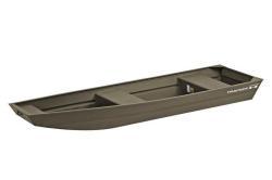 2011 - Tracker Boats - Topper 1436 Riveted Jon