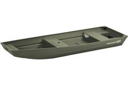 2011 - Tracker Boats - Topper 1542 LW Riveted Jon