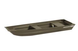 2011 - Tracker Boats - Topper 1232 Riveted Jon