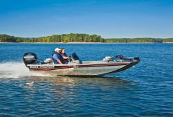2012 - Tracker Boats - Pro 165