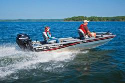 2012 - Tracker Boats - Panfish 16