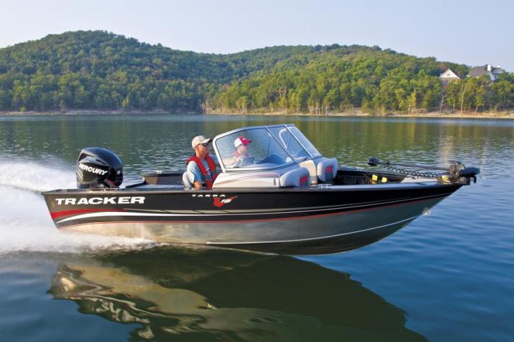 Research 2012 - Tracker Boats - Targa V-18 WT on iboats com