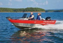 2012 - Tracker Boats - Pro Guide V-16 SC