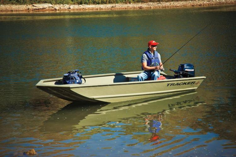 Research 2012 Tracker Boats Grizzly 1448 Jon On Iboats Com