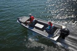 2013 - Tracker Boats - Panfish 16