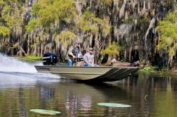 2013 - Tracker Boats - Grizzly 1860 CC