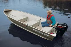 2013 - Tracker Boats - Guide V-14 Deep V