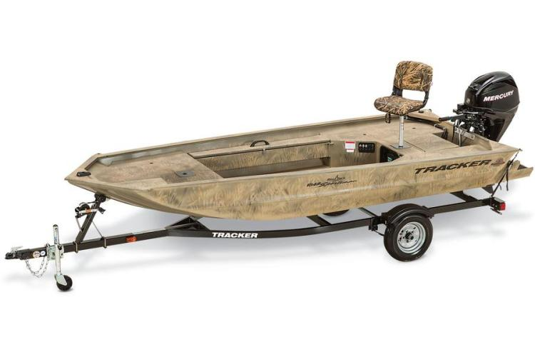 Research 2014 Tracker Boats Grizzly 1548 Sportsman on