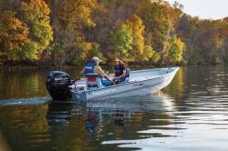 2014 - Tracker Boats - Guide V-16 Laker DLX T