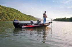 2014 - Tracker Boats - Super Guide V-16 SC