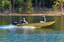 2014 - Tracker Boats - Grizzly 1648 Jon