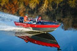 2014 - Tracker Boats - Pro Guide V-16 T