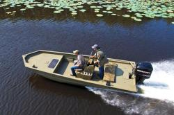 2014 - Tracker Boats - Grizzly 1860 CC