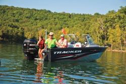 2014 - Tracker Boats - Pro Guide V-175 Combo
