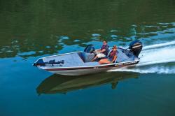 2014 - Tracker Boats - Pro 165