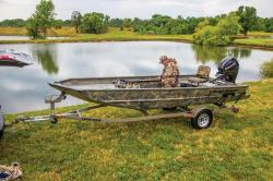 2013 - Tracker Boats - Grizzly 1654 Sportsman