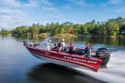 2014 - Tracker Boats - Targa V-18 Combo