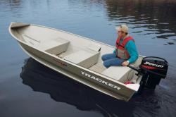 2015 - Tracker Boats - Guide V-14 Deep V