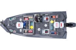 2015 - Tracker Boats - Pro Team 175 TF