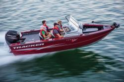 2015 - Tracker Boats - Targa V-18 Combo